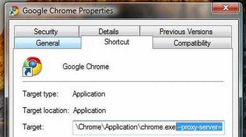 Independent Google Chrome