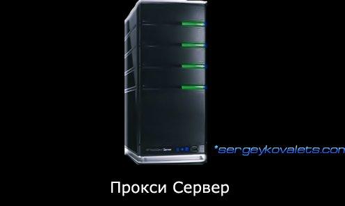 Список рабочих прокси серверов